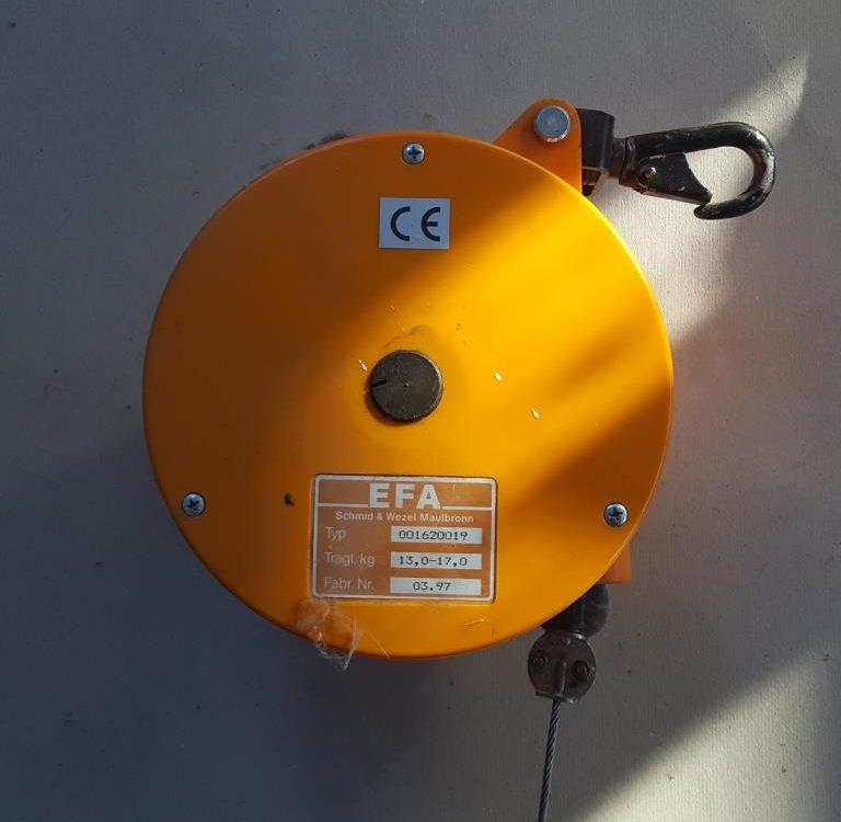1 EFA Federzug Traglast 13 bis 17 kg (1)