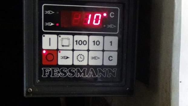 Cooking Boiler electr. 400 Ltr. Fabrikat Fessmannn Typ Nova 8.0.9 ...